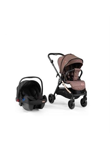Baby2go Baby2Go 2037 Mc Plus Travel Sistem Bebek Arabası Kahve Kahve